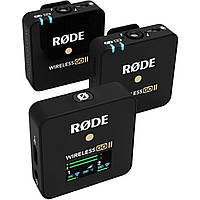 Радіосистема RODE WIRELESS GO II