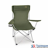 Раскладное кресло Pinguin Fisher Chair Зелёный