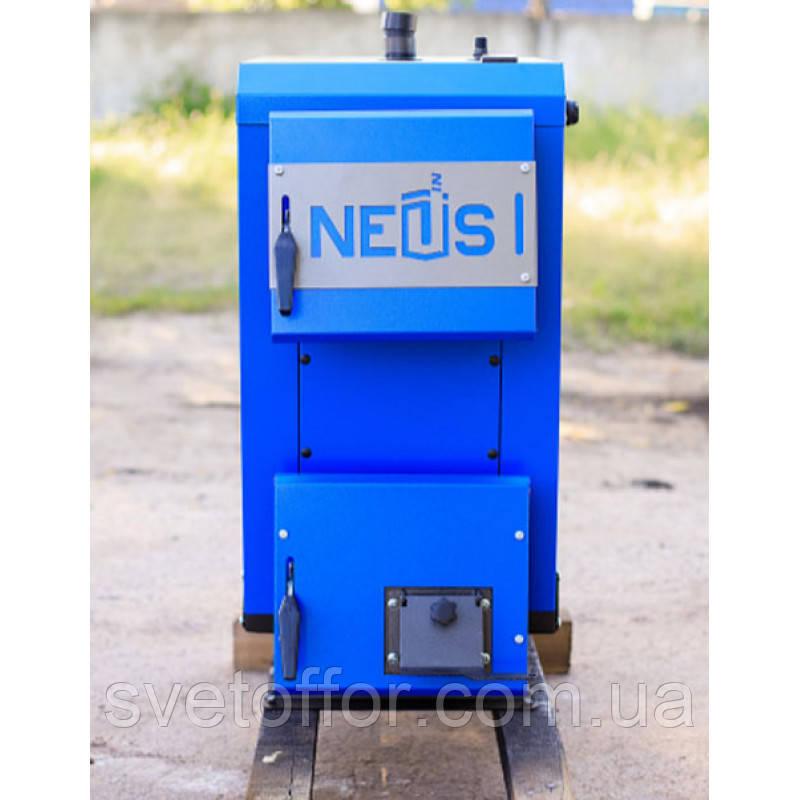 Котел Неус Економ плюс 16 квт з автоматикою 5 мм та безкоштовна доставка
