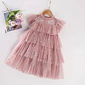 Нарядне плаття для дівчинки Анджеліна