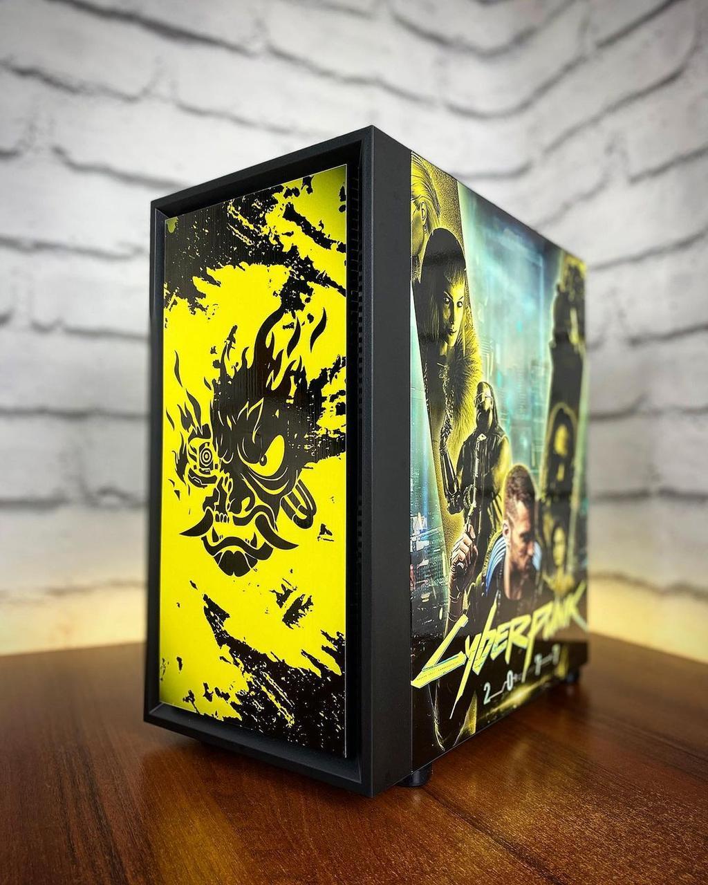 Ігровий ПК (комп'ютер) для Cyberpunk 2077 (Кіберпанк) (Standart)