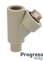 Фильтр грубой очистки внутренний/наружный  Калде Турция   25 мм
