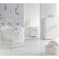 Комплект мебели для детской комнаты MIBB Moon