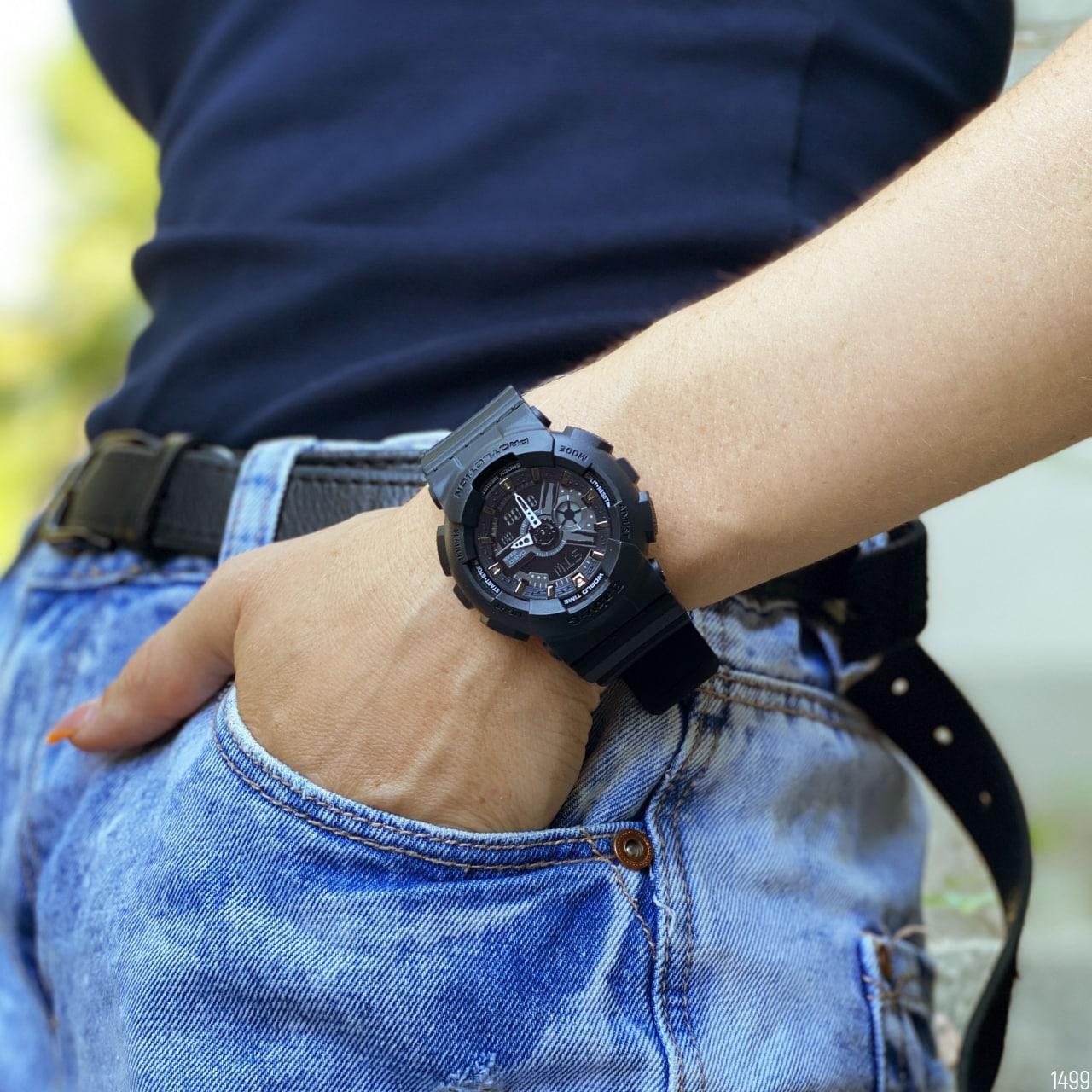 Жіночі годинники Casio Baby-G GA-110
