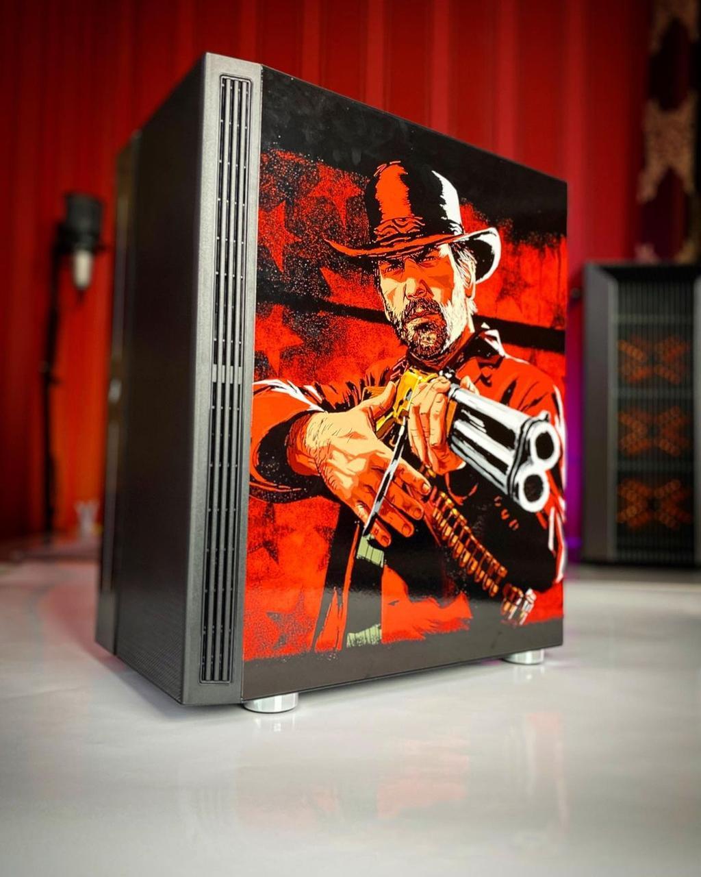 Ігровий ПК (комп'ютер) для Red Dead Redemption 2 (РДР2) (Premium)