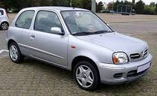 Nissan micra (k11) 1993-2003