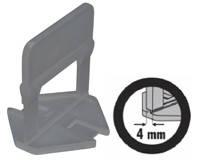 Основы для  укладки плитки. Шов 4мм. Raimondi Упаковка 2000 штук., фото 1