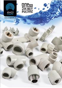 Муфты полипропиленовые Evsi Plastik
