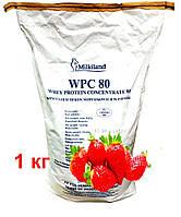 Протеин Сывороточный WPC 80 Milkiland Ostrowia 1 кг - для похудения