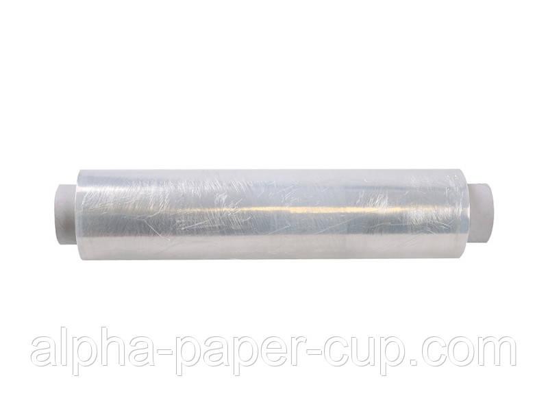 300-12.2 PSF плёнка пищевая 300 мм*200 м*(7-9 мкм)