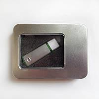 Металлический футляр для флеш-памяти, подарочный футляр для флешки
