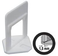 Основа для плитки толщиной 12-20мм, шов 1,5мм, Raimondi Упаковка 200 штук.