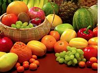Штучні фрукти та овочі