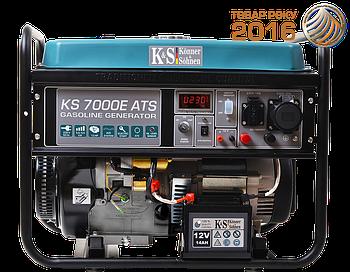 Генератор бензиновий Konner&Sohnen KS 7000E ATS