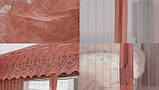 Дверна антимоскітна сітка Magic Mesh 210х100 см Коричнева, фото 4