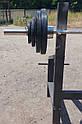 Штанга складальна обгумована 115 кг АРМАЛІТ-2015, фото 2
