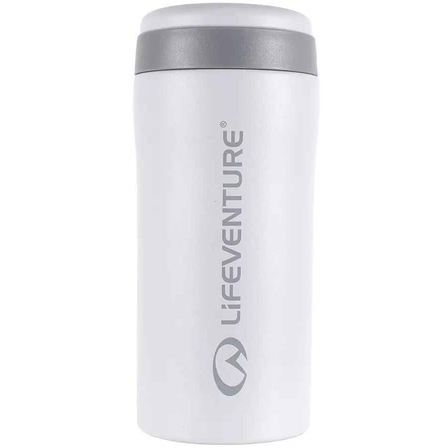 Термокружка Lifeventure Thermal Mug 300 мл Светло-серый матовый