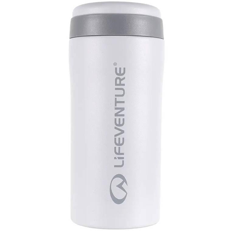 Термокружка Lifeventure Thermal Mug 300 мл Светло-серый матовый, фото 2