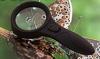 Лупа - 60 0559 (d-60mm) з LED підсвічуванням, фото 1