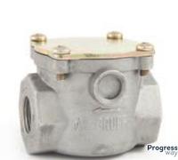 Фильтр газовый таблетка алюминиевый 1/2 гайка гайка Санди