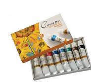 Набор масляных красок Сонет 8цв*10мл