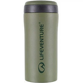 Термокружка Lifeventure Thermal Mug 300 мл Хаки