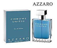 Azzaro Chrome United Аззаро Хром Юнайтед мужской