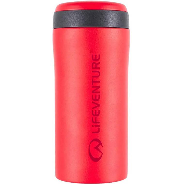 Термокружка Lifeventure Thermal Mug 300 мл Красный матовый, фото 2