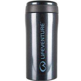 Термокружка Lifeventure Thermal Mug 300 мл Черный глянцевый
