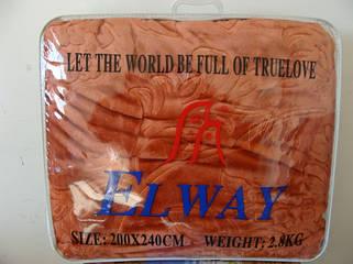 Пледы акриловые ELWAY