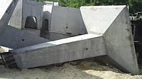 Ф 3-А-350 фундамент під анкерно-кутові уніфіковані металеві опори ВЛ 35-330кВ