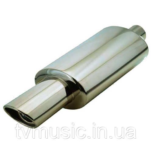 Прямоточный глушитель Vitol НГ-0678