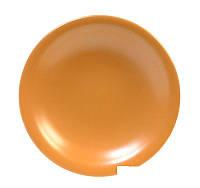 Тарелка керамическая глубокая 22 см Keramia 24-237-002 Теракота