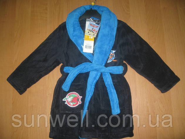 Детский халат для мальчиков Sun City,  3, 4лет, фото 2