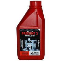 2 Т Масло Oleo-Mac 1л красная бутылка