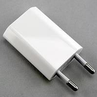 Зарядное устройство (зарядка, адаптер) A1300, A1400 5V 1A 5W для iPhone 2,3,4,5, iPad mini, iPod (ОРИГИНАЛ)
