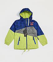 Демисезонная куртка для мальчиков. 122 рост.