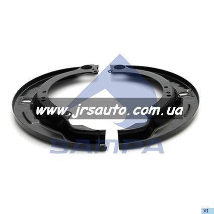 Щит тормозного механизма / 020.195 / 81501015141 /