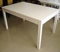 Стол раздвижной из натурального дерева «Явир 5» 1400(1800)х900 РПМК