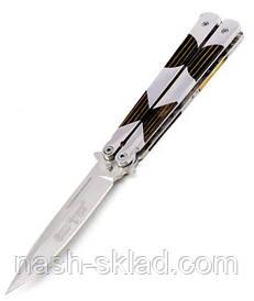 Нож бабочка Паук