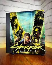 ПК для Сyberpunk 2077