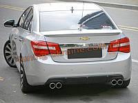 Спойлер-сабля GM на Chevrolet Cruze 2012+