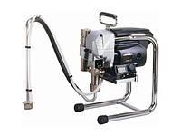 Безвоздушный распылитель краски, 1000Вт, 220В, макс.поток 2,1 л/мин, 207бар, сопло 0,53 мм, 25кг AGP PM021LF.