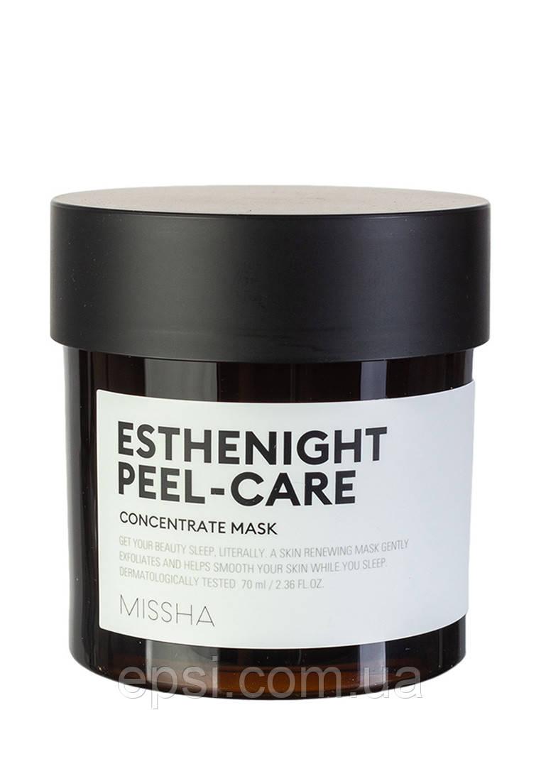 Ночная маска для лица Missha Esthenight Peel-Care, 70 мл