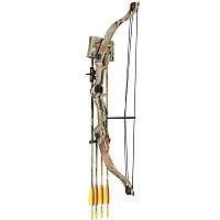 Лук блочный Hunter для спортивной стрельбы и охоты на мелкую дичь
