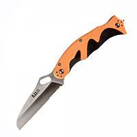 Нож 5.11 Double Duty Responder Knife Orange, фото 1