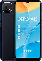 Смартфон Oppo A15 2/32Gb Black UA-UCRF Гарантия 12 месяцев