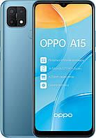 Смартфон Oppo A15 2/32Gb Blue UA-UCRF Гарантия 12 месяцев