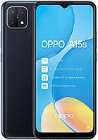 Смартфон Oppo A15s 4/64Gb Black UA-UCRF Гарантия 12 месяцев