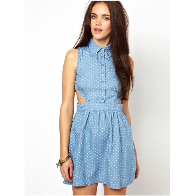 Платье в молодежном стиле